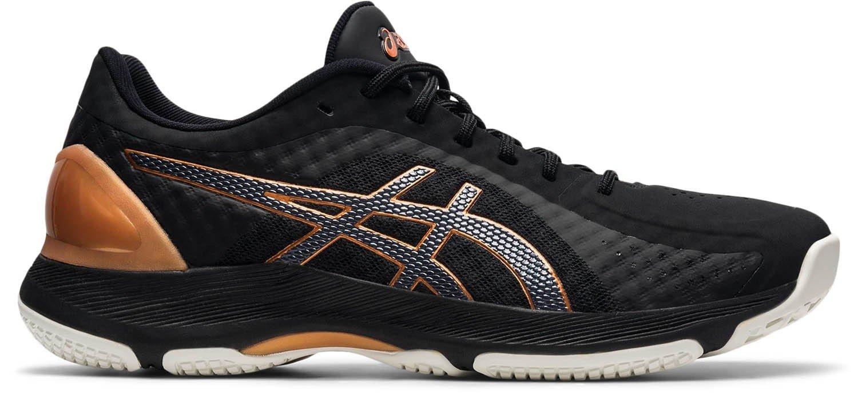 2021 Asics Netburner Super FF Netball Shoes - Black/Bronze
