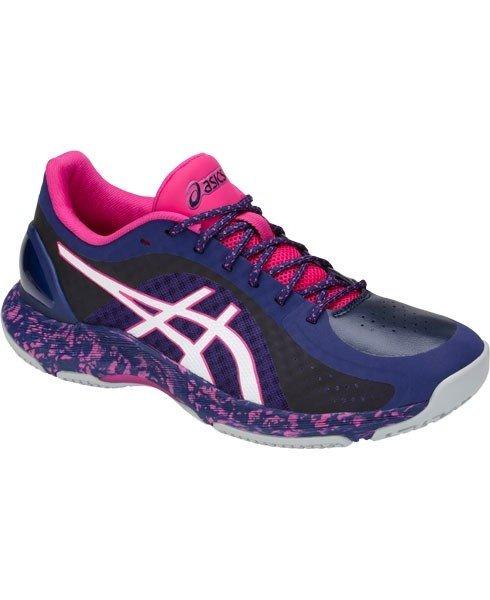 release date reputation first search for official 2019 Asics Gel Netburner Super FF Netball Trainers - Indigo Blue /