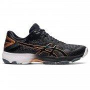 2021 Asics Netburner Professional FF 2 Netball Shoes - Black/Bronze