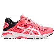 2021 Asics Netburner Professional Junior GS Netball Shoes - Pink/White