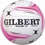 Gilbert Pulse XT Match Netball - Size 5