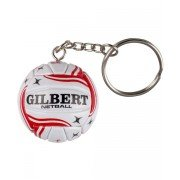 2021 Gilbert Netball Key Ring