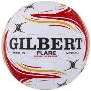 Gilbert Flare Match Netball - Size 5