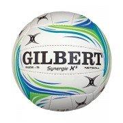 Gilbert Synergie X5 Match Netball - Size 5