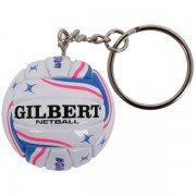 2019 Gilbert Netball Key Ring