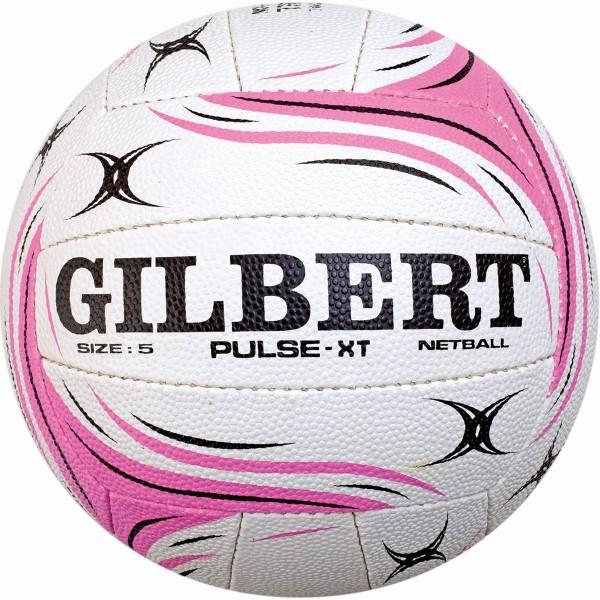 Gilbert Pulse XT Match Netball - Size 5