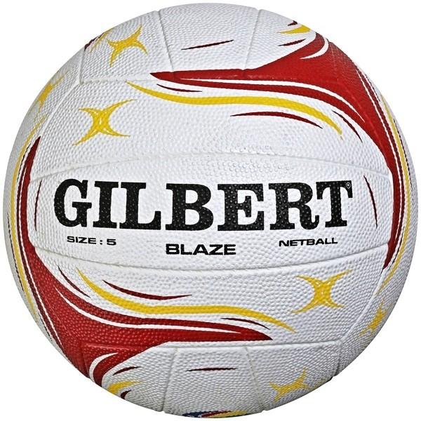 2019 Gilbert Blaze Netball