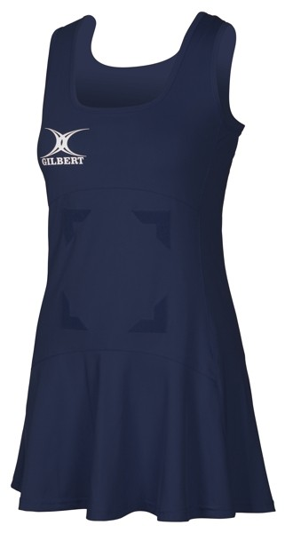 2018 Gilbert Flare Hook and Loop Netball Dress