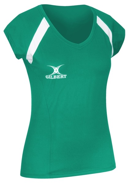 2018 Gilbert Helix Netball Top
